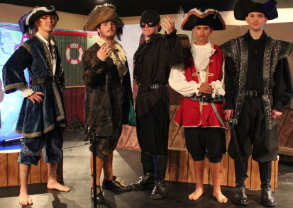 The Gentlemen Pirates