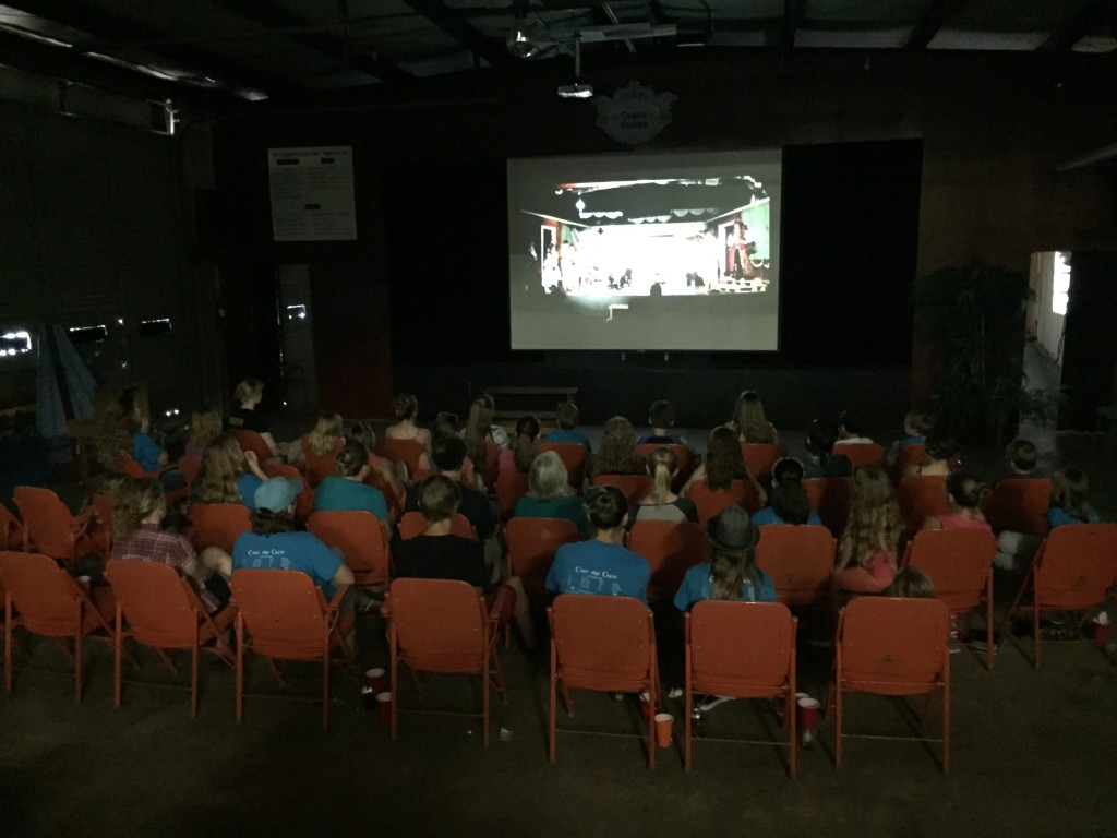 Full house DVD watch party